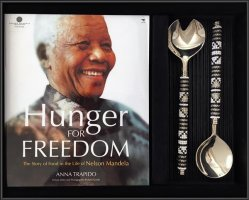 Mandela - Gift Box - Hunger for Freedom 2.