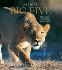 A. Coffee Table Africa - Pictorial - Big 5