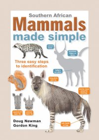 A. D. Small Africa Gift Book - Mammals Made Simple