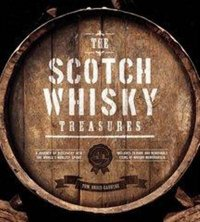 D. Whisky Book - Treasures of Scotch Whisky
