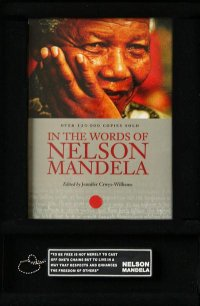 1A. SA Small Travel Gift Box - Mandela Quotations with USB