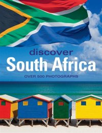A. Coffee Table Africa - Pictorial - 'Discover South Africa'
