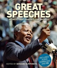Conference Book - Great Speeches 'Words that Shaped the World'