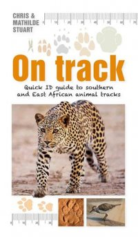 A. D. Small Africa Gift Book - Mammals on Track