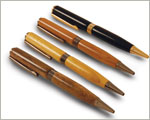 Mandela - Accessories - SA handmade wooden pen