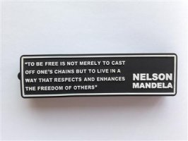 Mandela - Accessories 'Quotation' USB