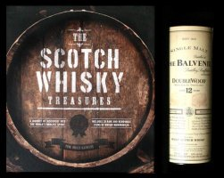 D. Whisky Gift Box - Treasures of Scotch Whisky