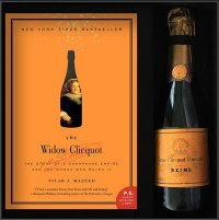 D. Book - Champagne - The Widow Clicquot Gift Box