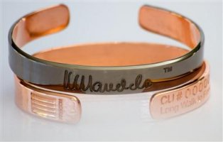 Mandela - Accessories  'Long Walk to Freedom Bangles '