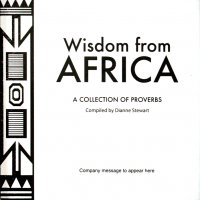 A. D. Small Africa Gift Book - Wisdom from Africa