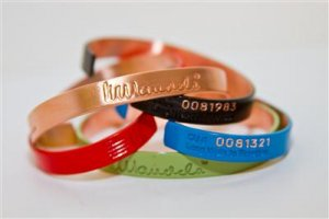 Mandela - Accessories  'Long Walk to Freedom' Bangles 'My Copper'