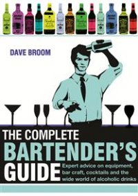 D. Book - Bartenders Guide