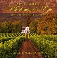 D. Wine Book - Winelands of SA