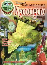 A. Book - General -Travel Guide - Ngorongoro
